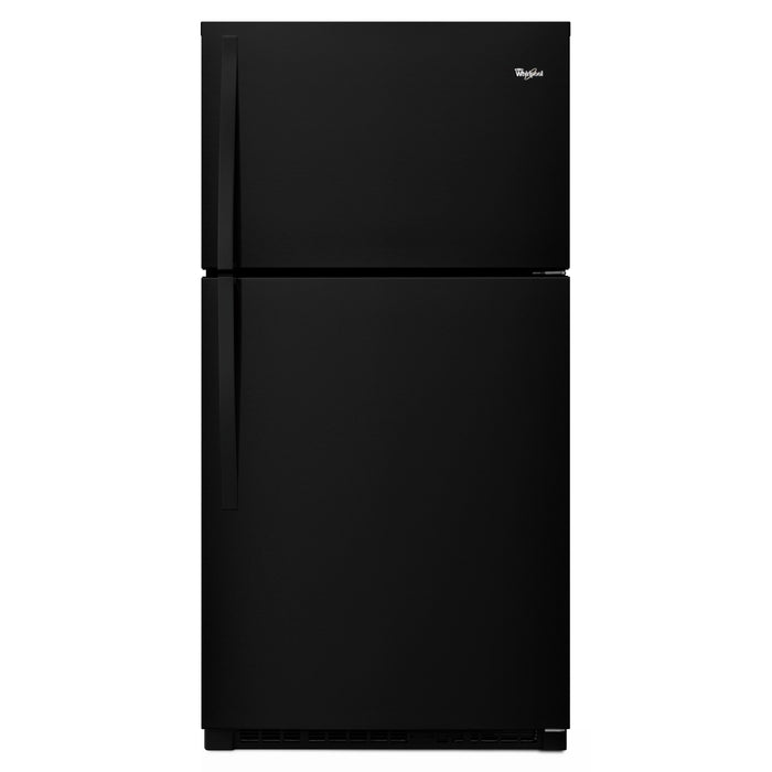 "Whirlpool 33"" Wide Top-Freezer Refrigerator with Optional EZ Connect Icemaker Kit<sup>1</sup>"