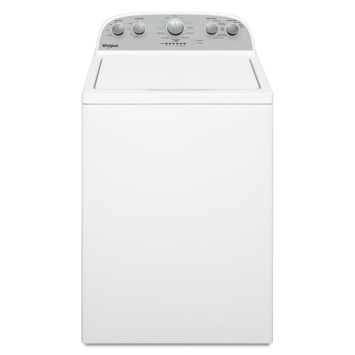 Whirlpool 4.4 cu.ft Top Load Washer with Soak Cycles, Quick Wash 12 cycles