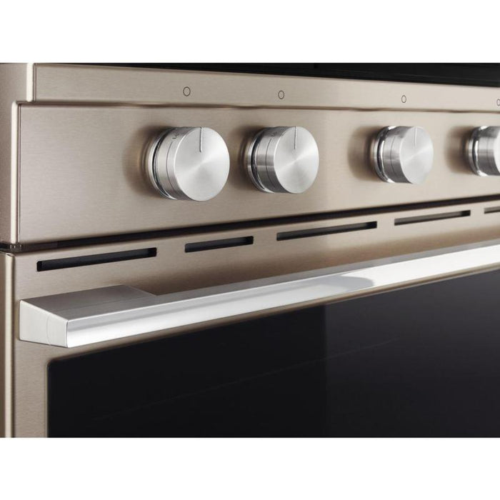 Whirlpool 6.4 Cu. Ft Slide-In Electric True Convection Range