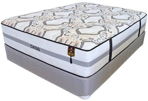 Oasis Quantum Packet Coil Mattress by Divine Sleep