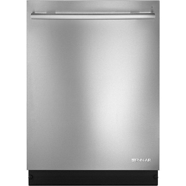 "Jenn-Air JDTSS246GS 24"" Built-In TriFecta™ Dishwasher, 38dBA -  Euro-Style Stainless Handle - Dishwasher - Jenn-Air - Topchoice Electronics"