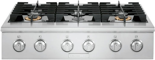 Electrolux ICON E36GC76PRS 36'' Gas Slide-In Cooktop - Stainless Steel - Cooktop - Electrolux ICON - Topchoice Electronics