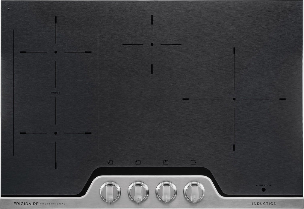 Frigidaire Professional FPIC3077RF 30'' Induction Cooktop - Stainless Steel - Smudge Proof - Cooktop - Frigidaire Professional - Topchoice Electronics