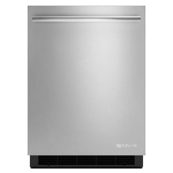 "Jenn-Air 24"" Under Counter Refrigerator - Euro Style Stainless Steel - Refrigerator - Jenn-Air - Topchoice Electronics"