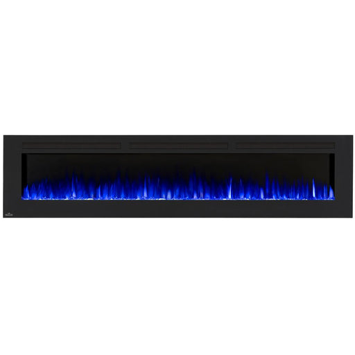 Napoleon NEFL100FH Electric Fire place Allure 100 inch - Black - Fireplace - Napoleon - Topchoice Electronics