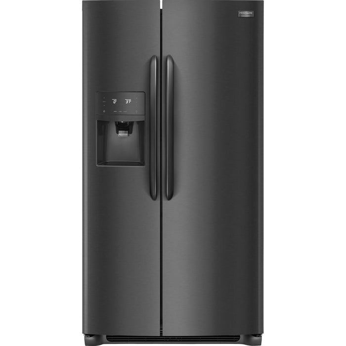 Frigidaire Gallery 22.2 Cu. Ft. Counter-Depth Side-by-Side Refrigerator - Refrigerator - Frigidaire Gallery - Topchoice Electronics