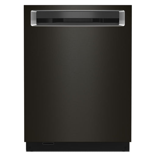KitchenAid KDTM804KBS 44 dBA Dishwasher With FreeFlex Third Rack And LED Interior Lighting In Black