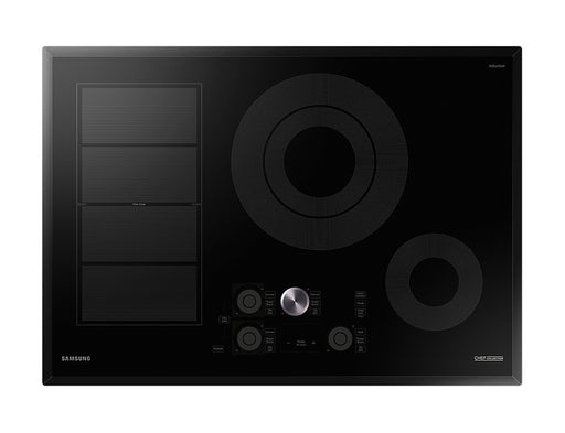 "Samsung NZ30M9880UB/AA 30"" Induction Chef Collection Cooktop - Black"