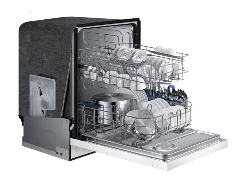 Samsung Dishwasher with Stainless Steel Tub - Dishwasher - Samsung - Topchoice Electronics