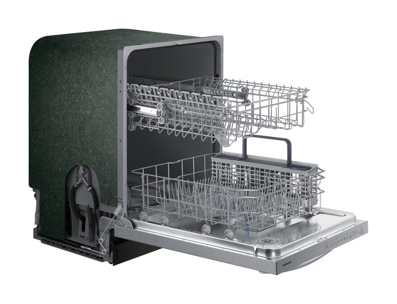 Samsung DW80M2020US/AC Dish Washer with Hybrid Tub - Stainless Steel - Dishwasher - Samsung - Topchoice Electronics