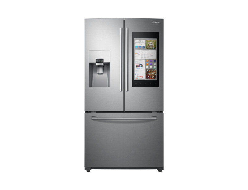 Samsung 24.2 cu. ft French Door with Family Hub - Refrigerator - Samsung - Topchoice Electronics