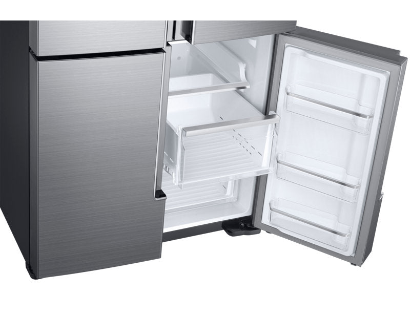 Samsung Rf28k9070sraa 28 Cuft French Door Refrigerator With