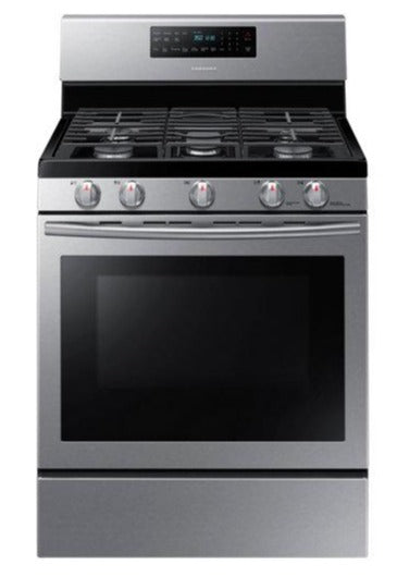 Samsung NX58H5600SS/AC 5.8 cu.ft Gas Range - Stainless Steel - Range - Samsung - Topchoice Electronics