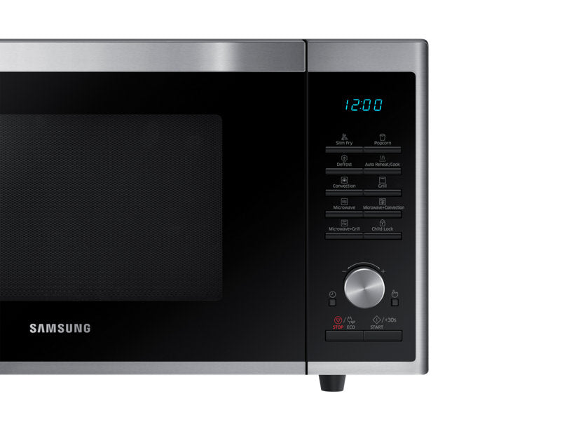 Samsung MC11J7033CT/AC 1.1 cu.ft. Microwave with Grill and Convection - Stainless Steel - Microwaves - Samsung - Topchoice Electronics