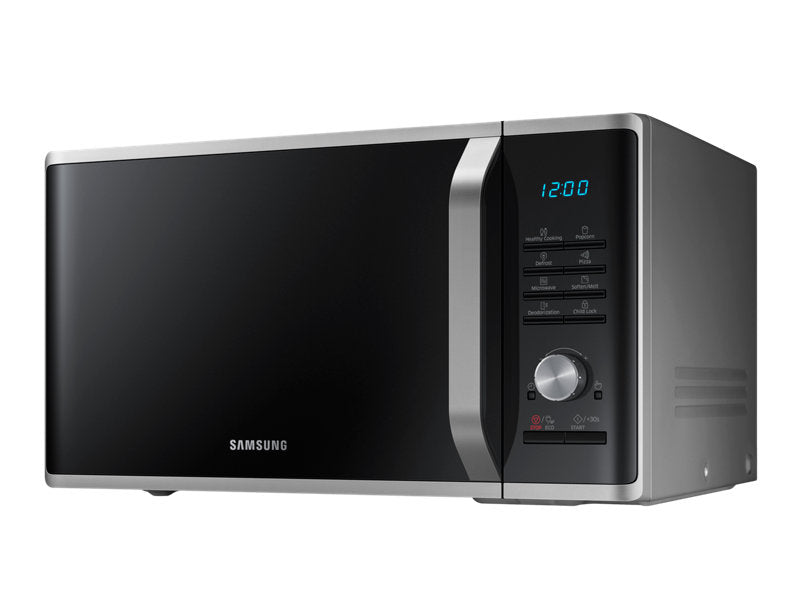 Samsung MS11J5023AS/AC 1.1 cu.ft Microwave with Plate Warming - Stainless Steel - Microwaves - Samsung - Topchoice Electronics