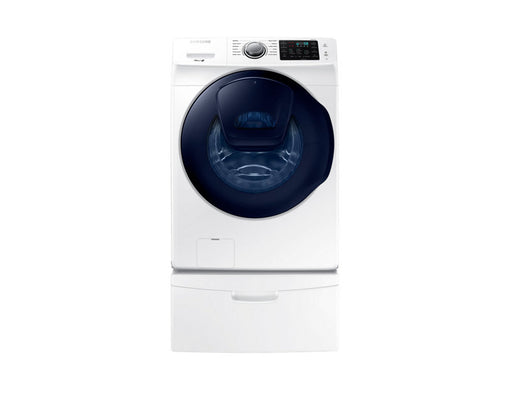 Samsung WF45K6200AW/A2 5.2 cu.ft Front-Load Washer with AddWash - White - Washer - Samsung - Topchoice Electronics