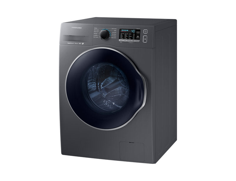 "Samsung 2.2 cu. ft. 24"" Front Load Washer with Super Speed - Washer - Samsung - Topchoice Electronics"