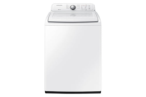 Samsung WA40J3000AW/A2 4.9 cu.ft. Top-Load Washer - White - Washer - Samsung - Topchoice Electronics