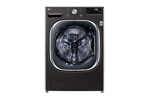 LG WM4500HBA 6.8 Cu. Ft. High Efficiency Front Load Steam Washer In Black Steel