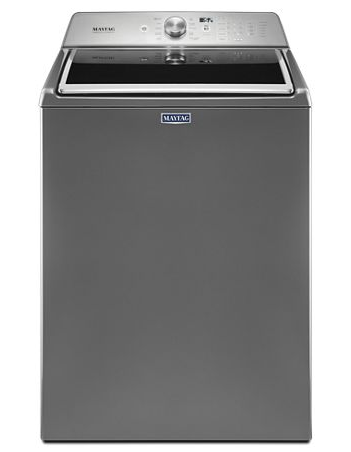 Maytag 4.7 CU. FT. top load Washer with the Deep fill option and Powerwash cycle