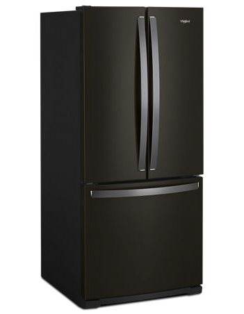 Whirlpool 20 cu. ft. 30-inch Wide French Door Refrigerator