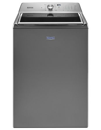 Maytag MVWB865GC Top load washer with the deep fill option and powerwash® cycle - Metallic Slate