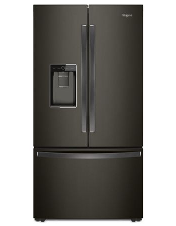Whirlpool 24 cu. ft. 36-inch Wide Counter Depth French Door Refrigerator