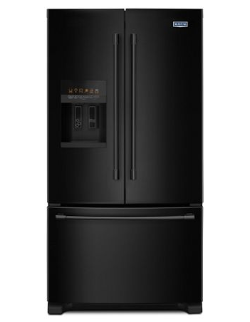 Maytag 25 CU. FT. 36- inch wide french door refrigerator with powercold® feature