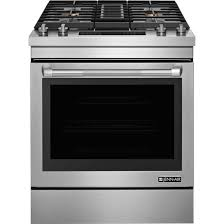 "Jenn-Air JDS1750FP 30"" Dual-Fuel Downdraft Range - Pro Style Stainless Steel - Range - Jenn-Air - Topchoice Electronics"