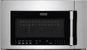 Frigidaire Professional CPBM3077RF 1.8 Cu. Ft. 2-in-1 Over-The-Range Convection Microwave - Stainless Steel - Smudge Proof - Microwaves - Frigidaire Professional - Topchoice Electronics