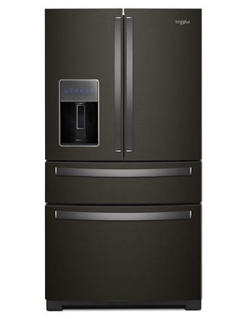 Whirlpool 26 cu. ft. 36-inch Wide 4-Door Refrigerator with Exterior Drawer