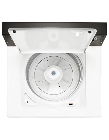 Maytag MVWP575GW 3.5 CU. FT Commercial-grade residential agitator washer - White