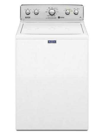 Maytag MVWC565FW 4.2 CU. FT. top load washer with the deep water wash option and powerwash Cycle - White