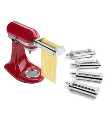 KitchenAid KSMPDX 5-Piece Pasta Deluxe Set - Attachments - KitchenAid - Topchoice Electronics