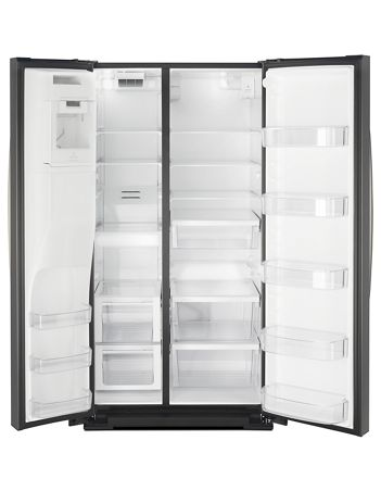 Whirlpool 28 cu. ft. 36-inch Wide Side-by-Side Refrigerator