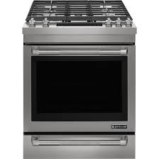 "Jenn-Air JDS1450CFP 30"" Dual­-Fuel Range - Pro Style Stainless Steel Handle - Range - Jenn-Air - Topchoice Electronics"