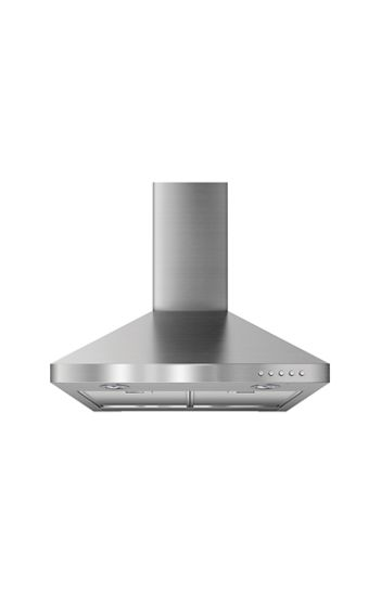"Whirlpool UXW7324BSS 24"" Wall-Mount Canopy - Stainless Steel"