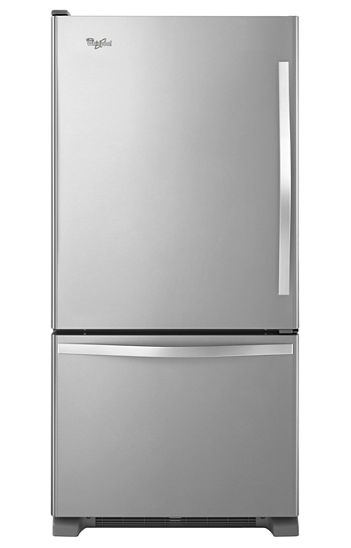 Whirlpool 19 cu. ft. Bottom-Freezer Refrigerator with Freezer Drawer