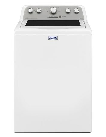 Maytag MVWX655DW 4.3 CU. FT. Large Capacity Washer with optimal Dispensers - White