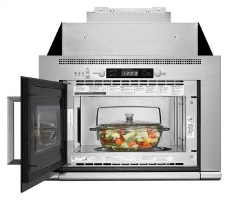Whirlpool UMH50008HS 24-inch 0.8 cu ft Over the Range Microwave in Stainless Steel