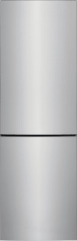 Electrolux EI12BF25US 24-Inch W 11.6 cu. ft. Bottom Freezer Refrigerator in Stainless Steel