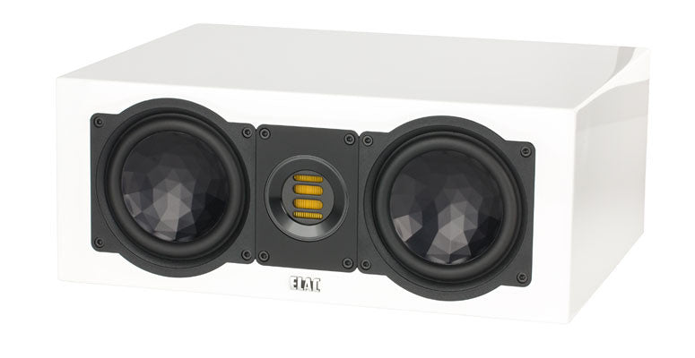 ELAC LINE 240.3 Series Center Speaker - White High Gloss - CC241.3-GW (Each) - Special Order - Speakers - ELAC - Topchoice Electronics