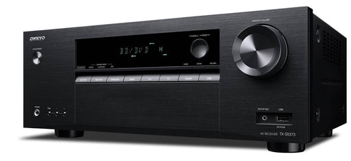 Onkyo TX-SR373 5.2 Channel A/V Receiver with Bluetooth in Black