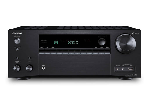 Onkyo HTS-7800 5.1.2-Channel Dolby Atmos/DTS:X Network A/V Receiver & Speaker Package in Black