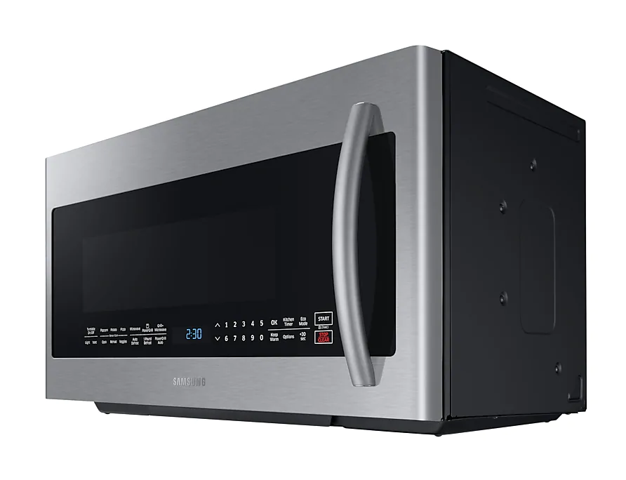 Samsung MS14K6000AS/AC Countertop Microwave 1.4 Cu.Ft. with Sensor Cooking in Stainless Steel