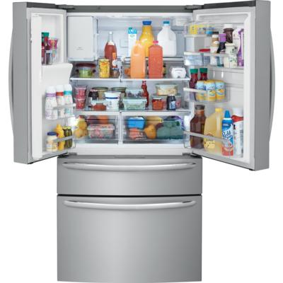 Frigidaire Gallery 36 Inch Counter Depth French Door Refrigerator FG4H2272UF