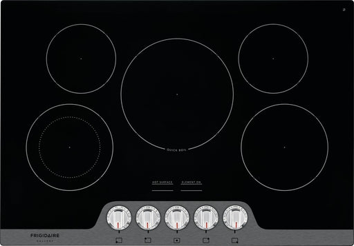Frigidaire Gallery FGEC3068US 30-Inch Electric Cooktop In Stainless Steel