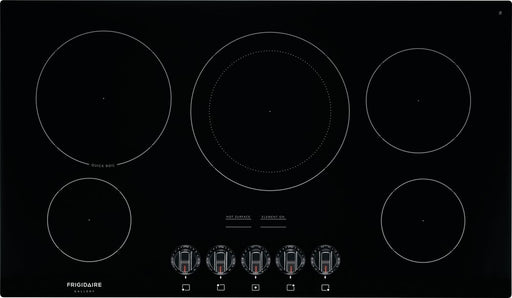 Frigidaire Gallery FGEC3648UB 36-Inch Electric Cooktop In Black