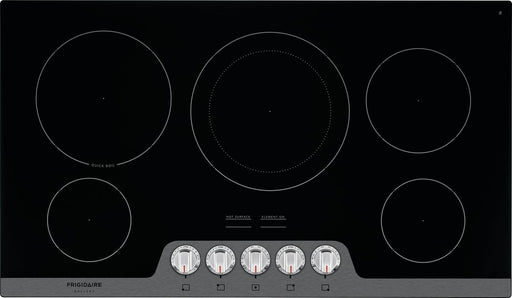 Frigidaire Gallery FGEC3648US 36-Inch Electric Cooktop In Stainless Steel