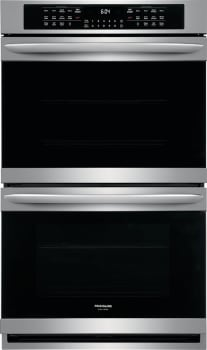 Frigidaire Gallery FGET3066UF 30-Inch Double Electric Wall Oven In Stainless Steel